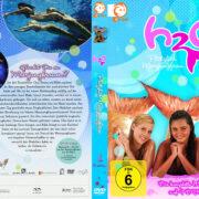 H2O Plötzlich Meerjungfrau Staffel 1 (2006) R2 German Custom Cover & Labels