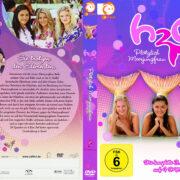 H2O Plötzlich Meerjungfrau Staffel 3 (2010) R2 German Cover & Labels