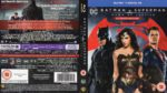 Batman v Superman Dawn of Justice (Ultimate Edition) (2016) R2 Blu-Ray Dutch Cover