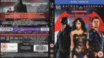 Batman v Superman Dawn of Justice (Ultimate Edition) (2016) R2 Blu-Ray Dutch Cover