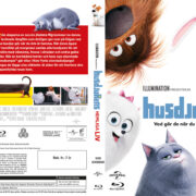 The Secret Life of Pets (2016) R2 Blu-Ray Nordic Cover
