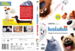 The Secret Life of Pets (2016) R2 DVD Nordic Cover