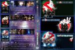 Ghostbusters Triologie (1984-2016) R2 German Custom Cover & labels
