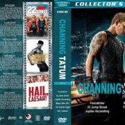 Channing Tatum – Set 3 (2014-2016) R1 Custom Covers