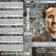 Nicolas Cage Filmography – Set 12 (2014-2016) R1 Custom Covers