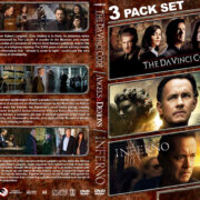 The DaVinci Code / Angels & Demons / Inferno (2006-2016) Triple R1 Custom Cover