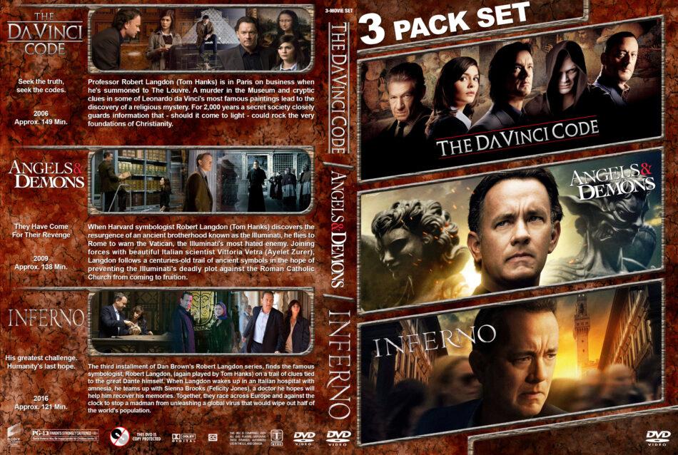 Da Vinci Code Dvd Cover
