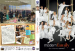 Modern Family – Season 7 (2016) R1 Custom Cover & labels