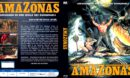 Amazonas (1986) R2 German Custom Blu-Ray Cover