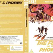 The Flight of the Phoenix (1965) R1 Blu-Ray Cover