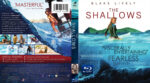 The Shallows (2016) R1 Blu-Ray Covers & label