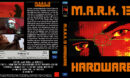M.A.R.K. 13 Hardware (1990) R2 German Custom Blu-Ray Covers
