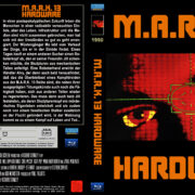 M.A.R.K. 13 Hardware (1990) R2 German Custom Blu-Ray Covers