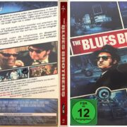 The Blues Brothers (Limited Extended Collector's Edition) (1980) R2 German Blu-Ray Cover