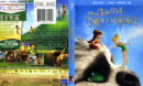 Tinker Bell And The Legend Of The Neverbeast (2014) R1 Blu-Ray Cover & Labels