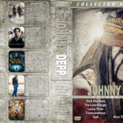 Johnny Depp Collection – Volume 4 (2012-2016) R1 Custom Cover