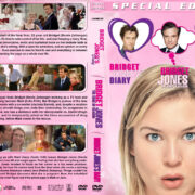 Bridget Jones Triple Feature (2001-2016) R1 Custom Cover