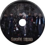 Suicide Squad (2016) R0 CUSTOM Label