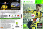 Fifa 17 (2016) XBOX 360 Italian Cover