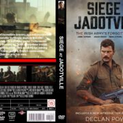 Siege of Jadotville (2016) R0 CUSTOM Cover & Label