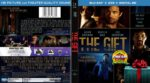 The Gift (2015) R1 Custom Blu-Ray Covers