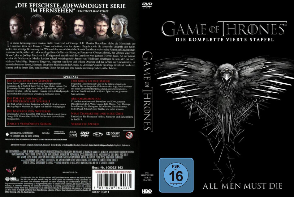 Game Of Thrones Staffel 4 Start
