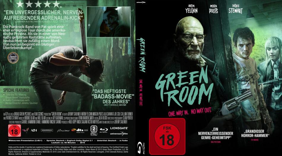 Green Room Deutsch