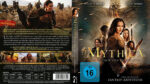 Mythica 2 Die Ruinen von Mondiatha (2015) R2 German Custom Blu-Ray Cover & label