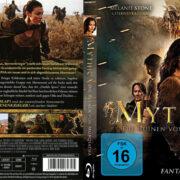 Mythica 2 Die Ruinen von Mondiatha (2015) R2 German Custom Blu-Ray Cover & label