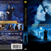 Winters Tale (2014) R2 German Custom Cover & label