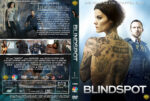 Blindspot Staffel 1 (2016) R2 German Custom Covers & labels