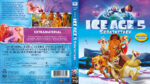 Ice Age – Collision Course (2016) R2 Blu-Ray Swedish Cover