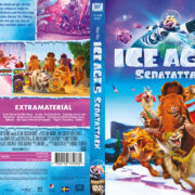 Ice Age – Collision Course (2016) R2 DVD Swedish Cover