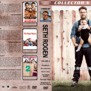 Seth Rogen Collection – Volume 3 (2014-2016) R1 Custom Covers