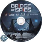 Bridge of Spies (2015) R4 Blu-Ray Label
