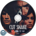 Cut Snake(2014) R4 DVD Label
