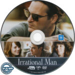 Irrational Man (2015) R4 DVD Label