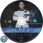 Spectre (2015) R4 Blu-Ray Label