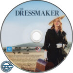The Dressmaker (2015) R4 DVD Label