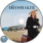The Dressmaker (2015) R4 DVD Label