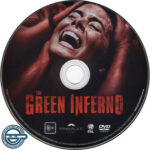 The Green Inferno (2013) R4 DVD Label