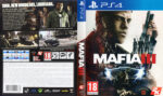 Mafia 3 (2016) PAL PS4 Italian Cover