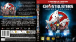 Ghostbusters (2016) R2 Blu-Ray Nordic Cover