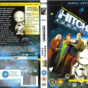 The Hitchhiker's Guide To The Galaxy (2005) R1/R2 DVD Covers & Labels