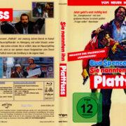 Sie nannten ihn Plattfuß (1973) R2 German Blu-Ray Cover