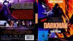 Darkman (1990) R2 German Blu-Ray Cover