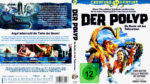 Der Polyp: Angriff aus der Tiefe (1977) R2 German Blu-Ray Covers
