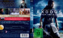 Exodus: Götter und Könige (2014) R2 German Blu-Ray Cover