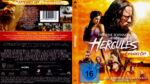 Hercules (2014) R2 German Blu-Ray Covers