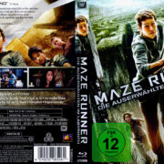 Maze Runner – Die Auserwählten im Labyrinth (2014) R2 German Blu-Ray Cover